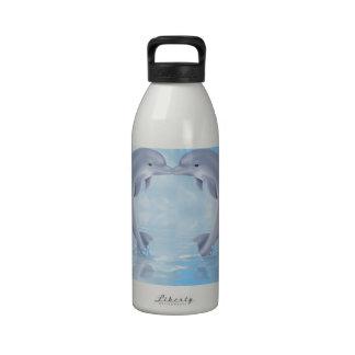 Dolphin Lovers Gift Ideas Water Bottle