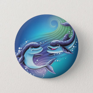 Dolphin Magic Button