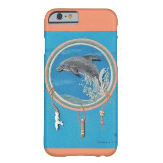 Dolphin Native American Medicine Wheel Phone Case
