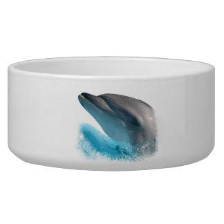Dolphin Nose Pet Bowl (2) sizes