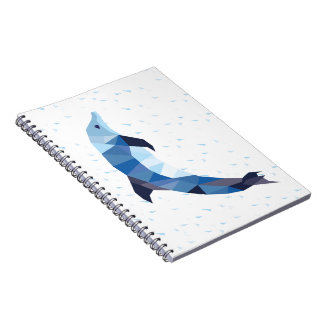 Dolphin Notebook