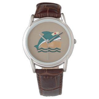 Dolphin Nurse Wristwatch