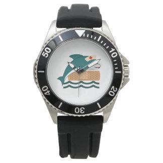 Dolphin Nurse Wristwatches