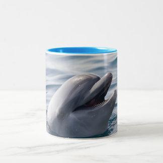 Dolphin on Coffee Mug
