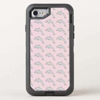 Dolphin Otterbox Cell Phone Case