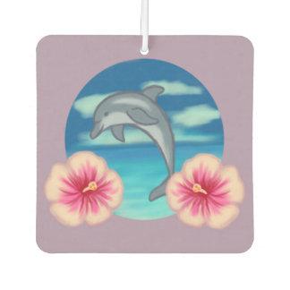 Dolphin Paradise Air Freshener