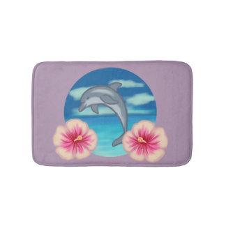 Dolphin Paradise Bathroom Mat