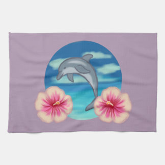 Dolphin Paradise Kitchen Towel