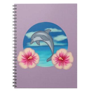 Dolphin Paradise Notebook