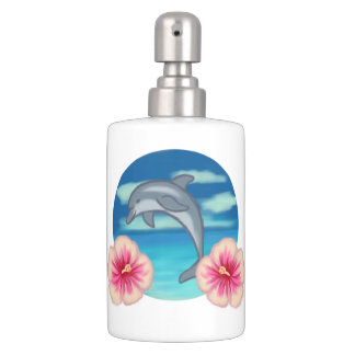 Dolphin Paradise Toothbrush Holders