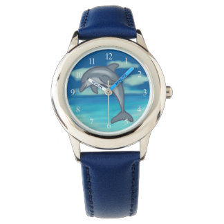 Dolphin Paradise Watch