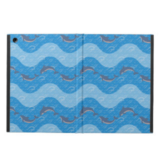 Dolphin Patterned iPad Air Case