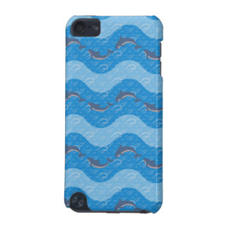 Dolphin Patterned iPod Touch (5th Generation) Cases