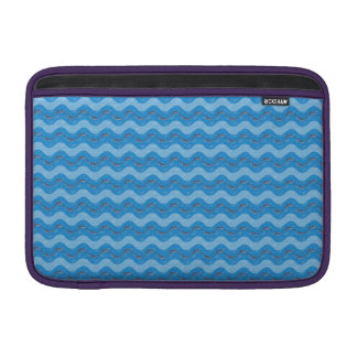 Dolphin Patterned MacBook Sleeve