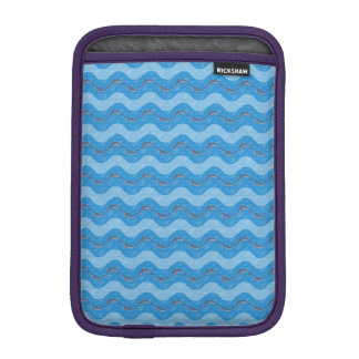 Dolphin Patterned Sleeve For iPad Mini