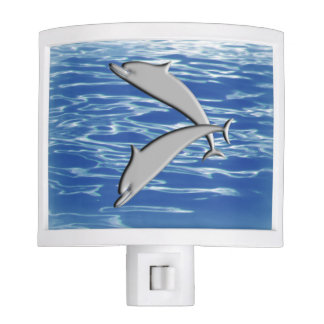 Dolphin Play Night Lights