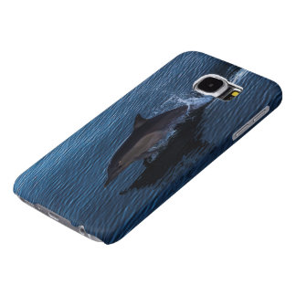 Dolphin Playing off Surfers Paradise Samsung Galaxy S6 Cases