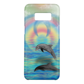 Dolphin Rising Case-Mate Samsung Galaxy S8 Case