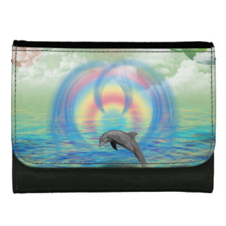 Dolphin Rising Wallet
