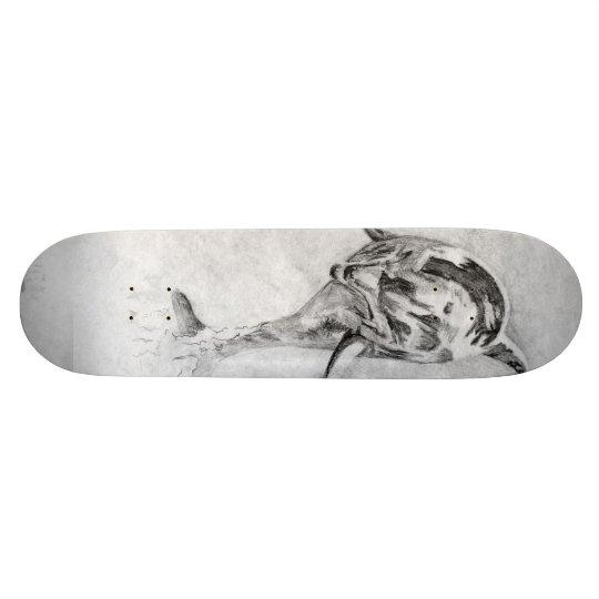 Dolphin Skateboard