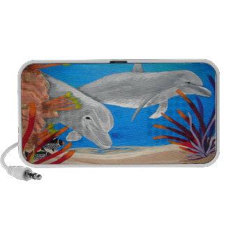 Dolphin Notebook Speaker