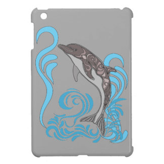 Dolphin Splashing Case For The iPad Mini