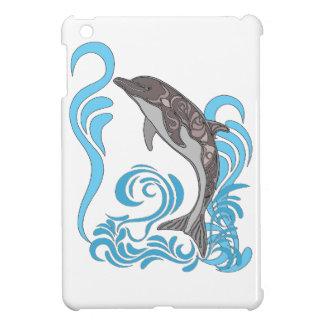 Dolphin Splashing Cover For The iPad Mini