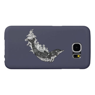 Dolphin Swimming Samsung Galaxy S6 Cases