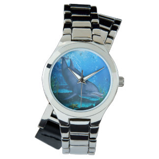 Dolphin Wristwatches