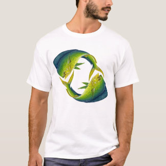 Dolphinfish Duo T-shirt