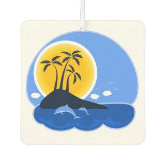 Dolphins Air Freshener