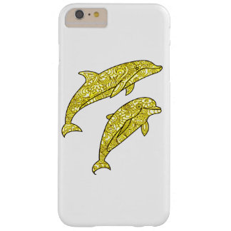 Dolphins Barely There iPhone 6 Plus Case