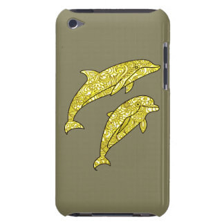 Dolphins Barely There iPod Covers