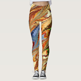 Dolphins by rafi talby leggings
