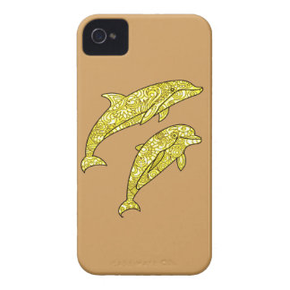 Dolphins Case-Mate iPhone 4 Cases