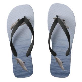 Dolphins Flip Flops