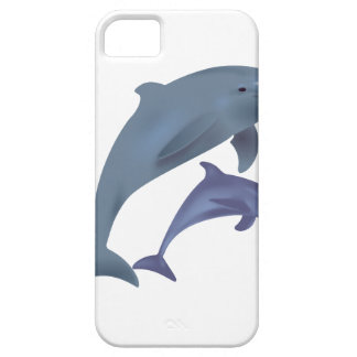 Dolphins iPhone 5 Case