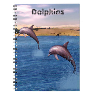 Dolphins Notebook