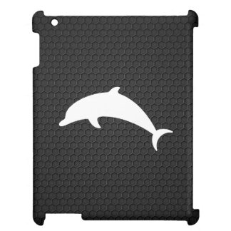 Dolphins Pictogram Cover For The iPad