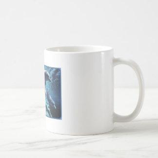 Dolphins Swimming Mug