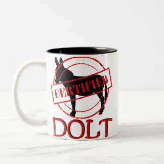 Dolt Certified Two-Tone Mug