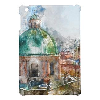 Dome in Prague Czech Republic iPad Mini Cases