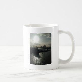 dome near water coffee mug
