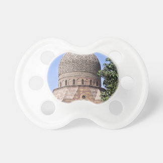 Dome of a mosque in Cairo Baby Pacifier