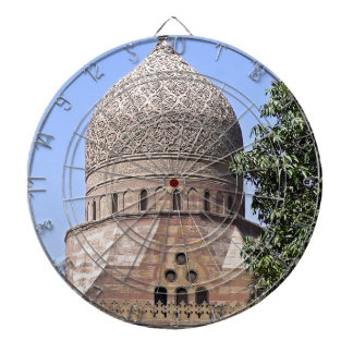 Dome of a mosque in Cairo Dartboard