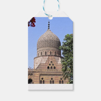 Dome of a mosque in Cairo Gift Tags