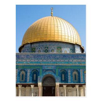 Dome of the Rock Jerusalem Postcard