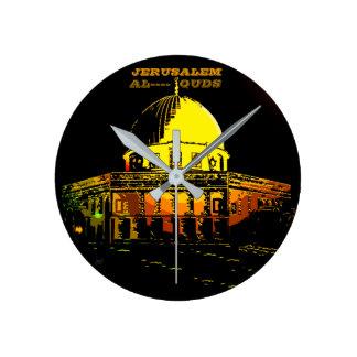 Dome of the Rock, Jerusalem Round Clock