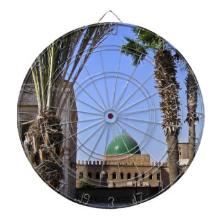 Dome of the Sultan Ali mosque in Cairo Dartboard