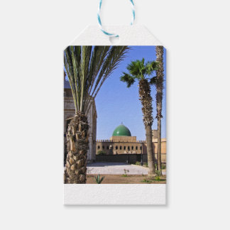 Dome of the Sultan Ali mosque in Cairo Gift Tags